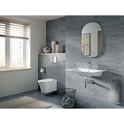 LAVABO-PLAN CONNECT AIR 64 CM BLANC RÉF. E028901