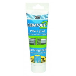 PÂTE À JOINT GEBATOUT 2 TUBE PEGBOARDABLE 125ML RÉF 103981