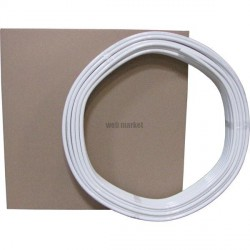 TUBE MULTI-COUCHES COPIPE HSC ISOLÉ,20X2,5MM,PE-RT/AL/PE-RT,ISOL 4MM,(ROULEAU 50M) 1541160