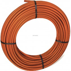 TUBE NU EN COURONNE ROUGE PER BETAPEX-RETUBE DIAM 20 EP : 1,9 MM LG : 120 M RÉF B612003042