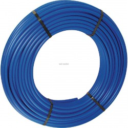 TUBE NU EN COURONNE BLEU PER BETAPEX-RETUBE DIAM 20 EP : 1,9 MM LG : 120 M RÉF B611003042
