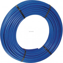TUBE NU EN COURONNE BLEU PER BETAPEX-RETUBE DIAM 16 EP : 1,5 MM LG : 240 M RÉF B611001044