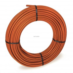 TUBE NU EN COURONNE ROUGE PER BETAPEX-RETUBE DIAM 16 EP : 1,5 MM LG : 800 M RÉF B612001005