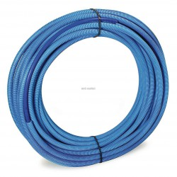 TUBE GAINÉ EN COURONNE BLEU PER BETAPEX-RETUBE DIAM 16 EP : 1,5 MM LG : 60 M RÉF B621001002