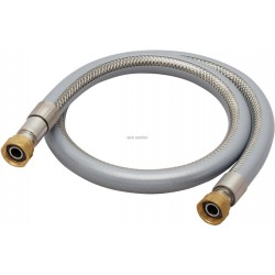 FLEXIBLE INOX SECURE GN 2,00 M RÉF 38856