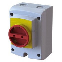 INTER-SECTIONNEUR ISOLATOR 3P 40A RÉF 167BB00606