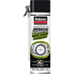 MOUSSE EXPANSIVE POWER RUBSON 500ML , 1450645