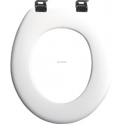 ABATTANT TRADITION SIMPLE BLANC RÉF. 7TS00010106